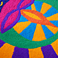 Diwali 2016 #9 (*Amanda Richards) Tags: diwali guyana guyanahindudharmicsabha georgetown rangoli creatingrangoli rice colours colouredrice hindu festivaloflights darkestnight