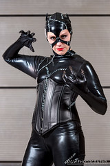 Catwoman (dgwphotography) Tags: cosplay nycc nycc2016 newyorkcomiccon nikond600 nikoncls catwoman dccomics dc 70200mmf28gvrii