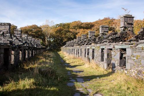 Dinorwic quarry barracks 07 oct 16