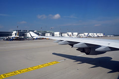 Franz Josef Strauss Airport, Munich (SomePhotosTakenByMe) Tags: flugzeug airplane lufthansa plane lh airport flughafen franzjosefstrauss franzjosefstraus munich münchen muc terminal germany deutschland bayern bavaria flight flug urlaub vacation holiday