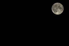 Supermoon November 2016 (tilljo112) Tags: moon moonlight supermoon lunar night nighttime nightshots canon dslr canonlife blackandwhite blackwhite bw explore flickr autumn