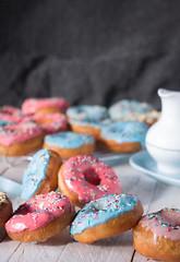 donuts primo piano-2 (Dolcinboutique) Tags: donuts colazione breakfast