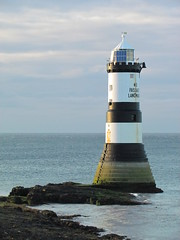 Lighthouse (daveandlyn1) Tags: penmon anglesey wales sx30is powershot canon seaside coast