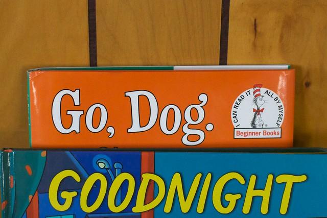 Go, Dog. Goodnight