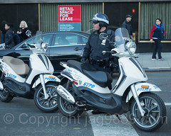 NYPD Scooter Police Officer on Sixth Avenue, Midtown Manhattan, New York City (jag9889) Tags: jag9889 president demonstration manhattan 20161113 outdoor donaldtrump vehicle scooter rally newyork march midtown elect newyorkcity usa nypd policeofficer trump motorcycle 2016 protester cop finest firstresponder lawenforcement ny nyc newyorkcitypolicedepartment officer police policedepartment unitedstates unitedstatesofamerica us