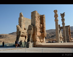 Porta de les Nacions (PCB75) Tags: iran prsia persa fars shiraz perspolis  laciutatpersa pars  viatge 2016 arqueologia tajteyamshid aquemnida pulwar kur kyrus dariusi alexandremagne
