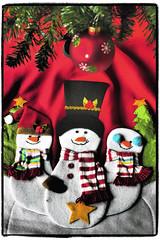 Holiday Art (NoJuan) Tags: olympusep5 olympusartfilter artfilter panasonic panasonic35100 microfourthirds micro43 holiday snowman snowmen ornaments