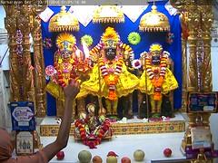 NarNarayan Dev Shringar Darshan on Wed 23 Nov 2016 (bhujmandir) Tags: narnarayan dev nar narayan hari krushna krishna lord maharaj swaminarayan bhagvan bhagwan bhuj mandir temple daily darshan swami shringar