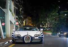[On Explore !] Bugatti Veyron L'Or Blanc (misterokz) Tags: night photography monaco mc exotic arab bugatti supercar veyron ksa orblanc lorblanc misterokz