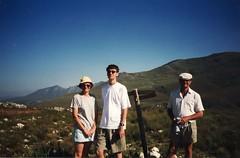 SA-03 Voelklip hill climb (fjordaan) Tags: hermanus southafrica fran 1999 scanned francois sa nico