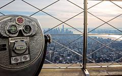 Empire 102 (Francesco Cinque) Tags: world new york city nyc travel building architecture skyscraper buildings place state empire