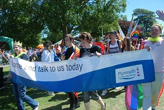 """Plymouth Community Homes Supporting Plymouth Pride 2015-1 • <a style=""""font-size:0.8em;"""" href=""""http://www.flickr.com/photos/66700933@N06/20621351052/"""" target=""""_blank"""">View on Flickr</a>"""
