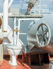 20110817-FD-flickr-0016.jpg (esbol) Tags: toilette toilet bathroom kloset keramik ceramics pissoir kloschüssel urinals bad badewanne sink waschbecken bathtub dusche shower