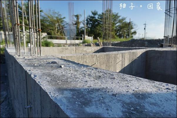 地樑拆板模和回填