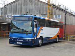 126 ASV (markkirk85) Tags: new bus ex buses volvo profile lincolnshire east western lincoln bluebird stagecoach 126 12005 midlands asv ekz plaxton b7r 53216 sv54 126asv sv54ekz
