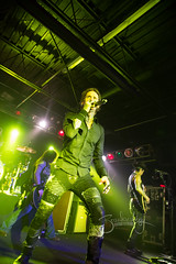 Buckcherry - The Machine Shop - Flint, - MI 9/16/15