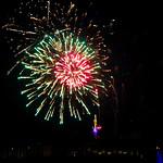 Edinburgh Tattoo Fireworks (240/365) thumbnail