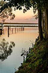 Sunset Mritz (heiko_boehme) Tags: sunset sky water klink mritz