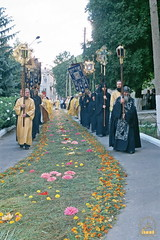 003. Consecration of the Dormition Cathedral. September 8, 2000 / Освящение Успенского собора. 8 сентября 2000 г