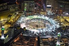 تصوير جوي لمسجد الحرام (ralmabiriek) Tags: السعودية مكة الكعبة حج جوي