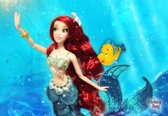 Wouldn't I love...love to explore that shore up above... 🐠💦🐚🐳🐙💧 #Disney #TheLittleMermaid #PrincessAriel #PartOfYourWorld ✨❤️ (jlantistoys) Tags: disney thelittlemermaid princessariel partofyourworld