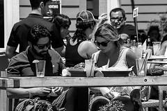 DSC_0926 (jbillings13) Tags: california street woman man sunglasses restaurant eating candid streetphotography eat avila avilabeach