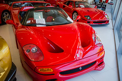 IMG_3453 (Haifax.Car.Spotter) Tags: cars car sport race racecar florida miami ferrari fl legend supercar sportscar f40 f50 superscars