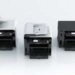 モノクロレーザー複合機の写真