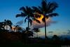 Sun Rise in Anini Beach (LBtino) Tags: sunset sunrise princeville kauaihawaii kauaibeach westinvillaresort sunriseinaninibeach