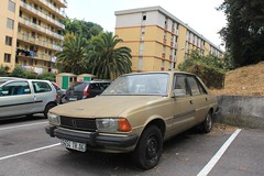 1978 Peugeot 305 SR [581A] (coopey) Tags: 1978 sr peugeot 305 581a