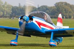 G-BXRB Avions Mudry Et Cie CAP 10B (amisbk196) Tags: uk kent unitedkingdom aircraft aviation cap amis et avions 2015 10b cie headcorn mudry lashenden gbxrb