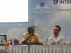 Seed Alliance activities IGF 2014. Istanbul, Turkey
