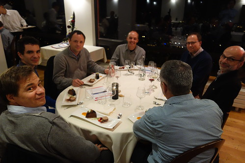 EPIC Workshop at SOFRADIR 2015 (Dinner) (1)