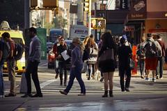 Street Slice, Gramercy, Manhattan (Jeffrey) Tags: street nyc streets work walking manhattan working streetphotography midtown pedestrians crosswalk murrayhill gramercy walkingtowork streetslice