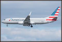 American Airlines, N813NN (Renal Bhalakia) Tags: plane airplane washingtondc aircraft transport transportation airline boeing americanairlines dca 737 737800 boeing737800 boeing737 kdca n813nn renalbhalakia nikon28300mmvr nikond750 washingtonreagennationalairport