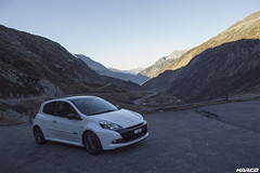 Sun is setting (Iceman_Mark) Tags: autumn white 3 black alps cup sport four switzerland san noir pass clio renault 200 cylinder pearl phase limited edition rs blanc uri naturally givre 2010 passo gotthard gottardo nacr 2litre aspirated