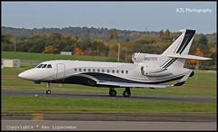 N627CR Dassault Falcon 900EX c/n 48 ex G-CBHT Light Speed Aviation LLC (EGLF) 25/10/2015 (Ken Lipscombe <> Photography) Tags: light ex speed cn aviation falcon llc 48 dassault eglf 900ex gcbht farnboroughairporticaoeglfbizjetsaviationflyingtag n627cr 25102015