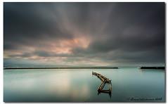 Snekkersten Harbour (danishpm) Tags: ocean clouds sunrise denmark rocks harbour canonef1740mmf4l snekkersten canon5dmkiii