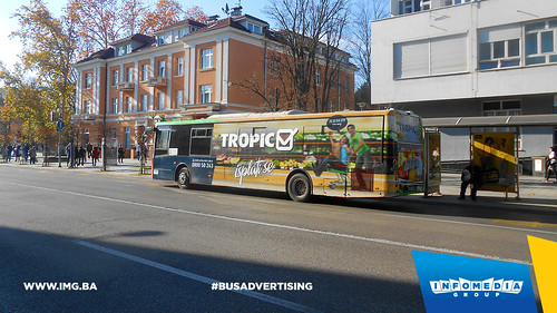 Info Media Group - Tropic, BUS Outdoor Advertising, Banj Luka 11-2015 (2)