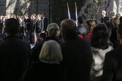 Minut de silenci a l'ambaixada de Frana.16-11-2015 (Govern d'Andorra) Tags: 1 frana andorra silenci ambaixada atemptats parsandorra