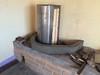 RMH0066 (velacreations) Tags: rmh woodburningstove rocketmassheater