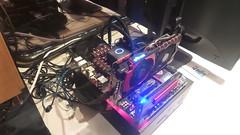MSI Gaming PC ([Publicer Transport] Ricardo Diepgrond) Tags: party pc gaming lan express kaart msi tweakers ssd pcie grafische moederboard