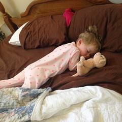 SleepyHead! (ShanMcG213) Tags: pink toddler sleepyhead em myniece emmarose pinkhat lifewithemmarose