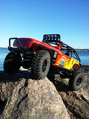 Axial SCX10 Recon G6 Jeep Kit (timothyheary) Tags: g6 recon axial scx10