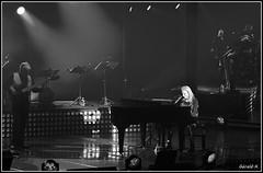 GLD_0256 (gerald.kreutzer) Tags: les seine concert noir piano instrument trombone lys et 77 blanc vronique dcembre vro saxo chanteur leroux marne chanteuse basile cuivre 2015 sanson annes amricaines dammarie cartonnerie