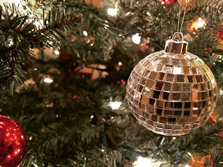 Have yourself a disco little Christmas.
