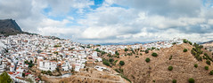 Alora, Andalucia Spain (Simon van Ooijen) Tags: christmas city houses homes vacation panorama cliff sun white holiday mountains streets castle blanco sol architecture clouds lens photography soleil town spain alley nikon europa europe foto fotografie view pueblo wolken sigma sunny wideangle andalucia hills espana vista nikkor andalusia 1020 narrow zon architectuur spanje stiched huizen klif guadalhorce stijl rivier 2015 objective straten spaans groothoek smalle straatjes morish andalucie nauwe