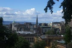 Edinburgh view (Suzanne's stream) Tags: edinburgh city scotland view