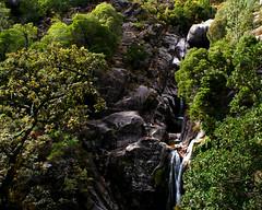 waterfall (isabellerosenberg) Tags: portugal geres national park nationalpark penedageres hike trip