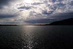 Caminha 7 de Setembro de 2016 (*F~) Tags: caminha light darkness clouds sky river ocean riominho coldlight border portugal spain north explore